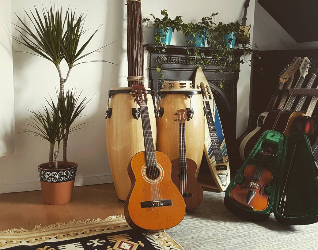 My Music Room - Owsey Blog